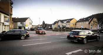 Bundesstraßen B293 und B10 in Pfinztal-Berghausen werden ab Mai saniert - BNN - Badische Neueste Nachrichten