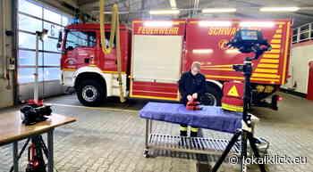 Digitale Ausbildung bei der Feuerwehr Schwalmtal - Lokalklick.eu - Online-Zeitung Rhein-Ruhr