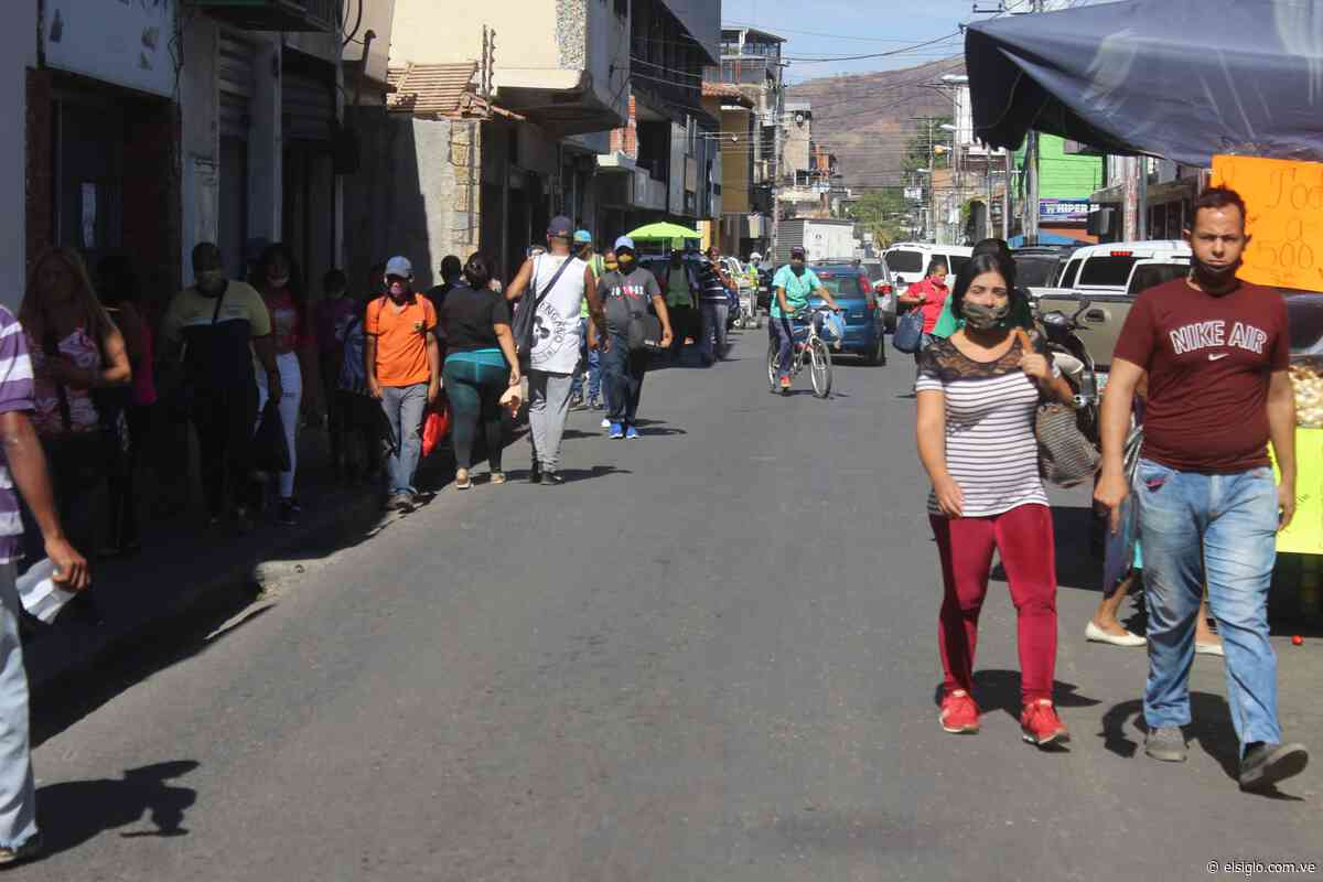 La semana radical se cumple a medias en Turmero elsiglocomve - Diario El Siglo