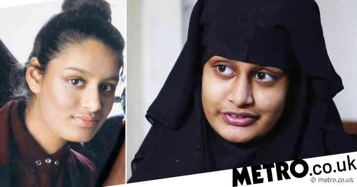 Shamima Begum 'angry and upset' after court bans return to UK