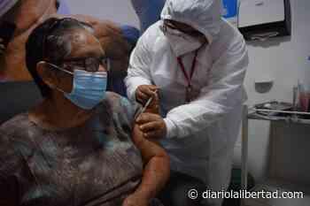 Histórico: Galapa inicia proceso de vacunación contra el Covid-19 - Diario La Libertad
