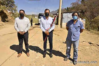 me-consulta.com   En Guadalupe Victoria, Ayuntamiento de Oaxaca refrenda el compromiso de mejorar condiciones de vida de la población - e-oaxaca Periódico Digital de Oaxaca