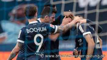23. Spieltag: VfL Bochum vorerst Zweitliga-Spitzenreiter