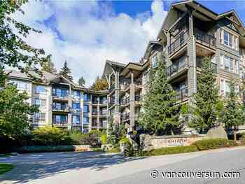 Sold (Bought): Coquitlam condo boasts greenbelt views, plenty of amenities