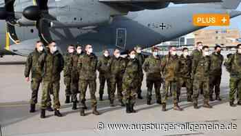 So helfen Ulmer Soldaten beim Corona-Einsatz in Portugal - Augsburger Allgemeine