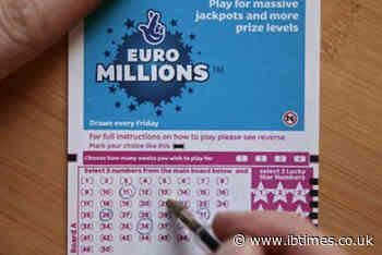 Swiss ticket holder wins massive £180m EuroMillions jackpot