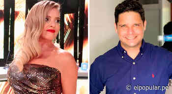 Johanna San Miguel y Gian Piero Díaz deciden abrir juntos una cuenta en TikTok - ElPopular.pe