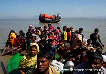 Bangladesh under no obligation to accept Rohingya refugees stranded at sea, minister says