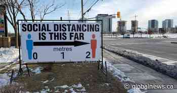 Ontario reports 1,185 new coronavirus cases, 16 more deaths