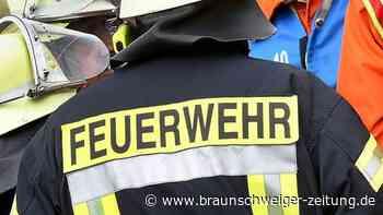 Liebenburg: Feuerwehr rettet Person von Hausmannturm
