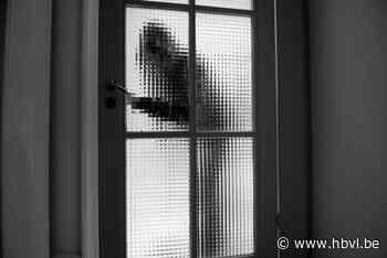 Inbraak in Bilzen: dader boort slot uit deur