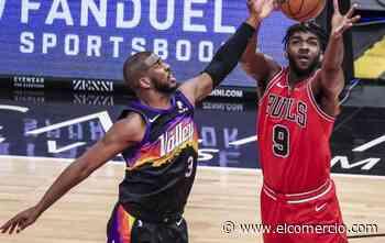 Lucha de Clippers, Lakers y Suns por liderato de la Conferencia Oeste
