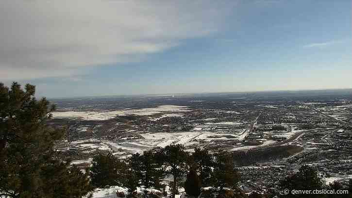 Colorado Weather: Cooler, Windy At Times Saturday With Light Mountain Snow