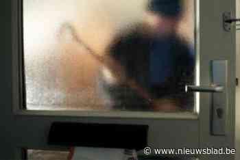 Inbrekers zetten inboedel overhoop in Overpelt
