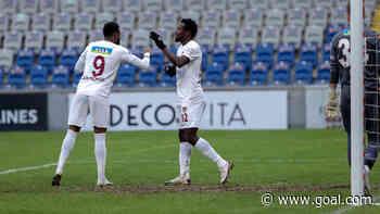 Akintola and Mame Diouf bag brace, Paintsil sent off as Hatayspor beat Ankaragucu