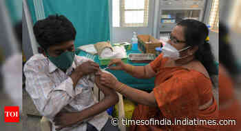 Coronavirus live updates: Govt caps cost of vaccine in private hospitals at Rs 250 per dose - Times of India