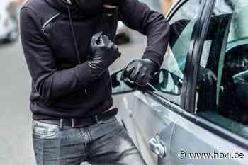 Documenten uit auto gestolen in Hoeselt