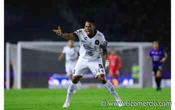 Antonio Valencia fue expulsado en el partido entre Querétaro y Mazatlán
