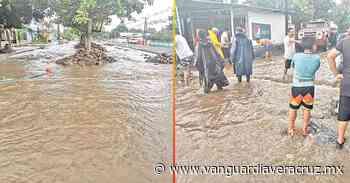 Huatuscohace 39 min . Obras de mala calidad provocan inundaciones en Paso del Macho - Vanguardia de Veracruz