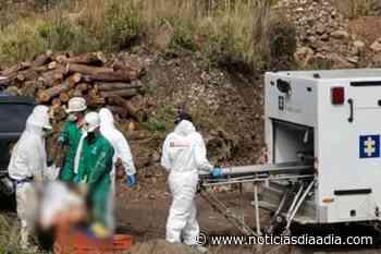 Joven murió en su primer día como minero en Ubalá, Cundinamarca - Noticias Día a Día