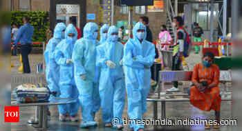 Coronavirus live updates: 8,623 new cases in Maharashtra, 51 deaths - Times of India
