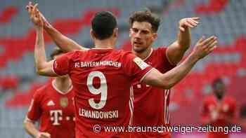 23. Spieltag: Schalke verliert nach Wirbel um Gross - Bayern an der Spitze