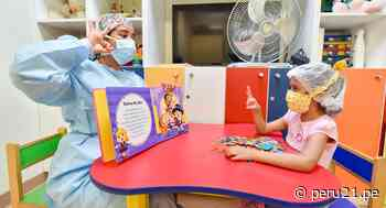 INSN San Borja: 19 niños con sordera congénita logran escuchan por primera vez - Diario Perú21