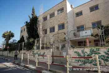Palestinians Shut West Bank Schools to Contain Coronavirus Variants - U.S. News & World Report