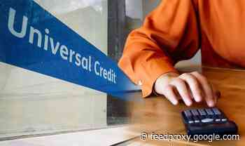 Universal Credit rates are changing in April - millions could see income drop by hundreds