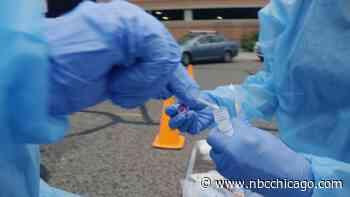 Indiana Reports 897 New Coronavirus Cases, 27 Additional Deaths Saturday - NBC Chicago