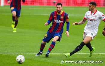 El Barcelona se reivindicó ante el Sevilla y se acerca al Atlético de Madrid