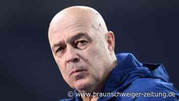Unruhe im Abstiegskampf: Schalke-Trainer Gross:Fühle mich nicht im Stich gelassen