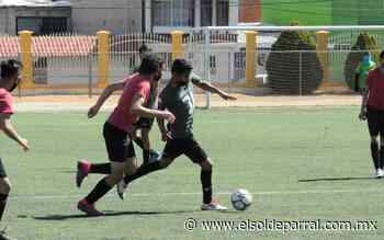 Centenario FC-Parral buscará semifinal contra selectivo de Camargo - El Sol de Parral