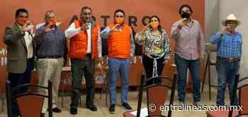 Nombra Movimiento Ciudadano a coordinadores municipales de la región Camargo - entrelineas