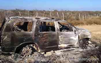 Garantizan justicia a familiares de víctimas de masacre en Camargo, Tamaulipas - Milenio