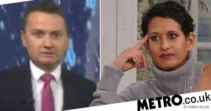BBC Breakfast host Matt Taylor defends Naga Munchetty amid Saturday Kitchen complaints