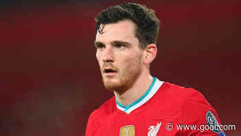 'No team in the world' would cope with Liverpool's injuries, says Robertson