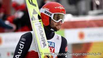 Mixed-Teamwettbewerb: Geiger,Eisenbichler, Althaus und Rupprecht dabei