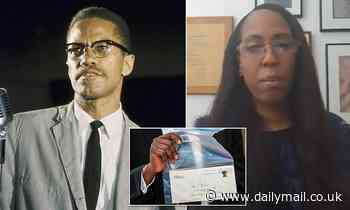 Malcolm X letter 'is FAKE' says daughter of NYPD cop 'behind deathbed note'