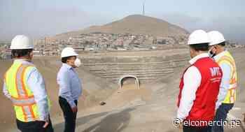 MTC inspecciona obras en el Terminal Portuario de Chancay - El Comercio Perú