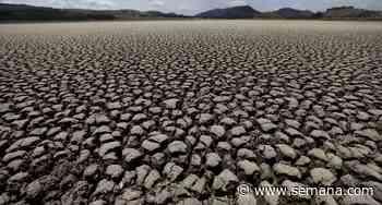 En imágenes   La sequía de la laguna de Suesca - Semana