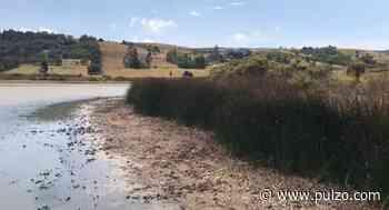 Imágenes de laguna de Suesca que, dicen, está a punto de desaparecer - Pulzo.com
