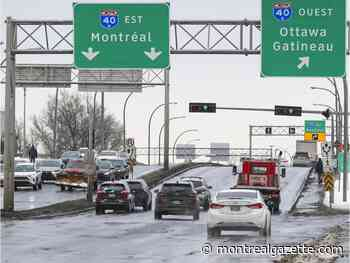 Pointe-Claire pushing for new Highway 40 overpass at St-Jean Blvd. - Montreal Gazette