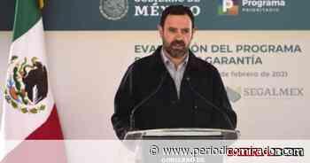 Pide Tello a AMLO reactivar permisos de exportación de ganado a EU - Periódico Mirador