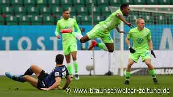 VfL Wolfsburg gegen Hertha Berlin - Die Bilder vom Spiel