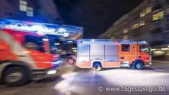 Polizeimeldungen aus Berlin: Verkehrsunfall mit Tram in Prenzlauer Berg – Fahrradfahrer verletzt - Tagesspiegel