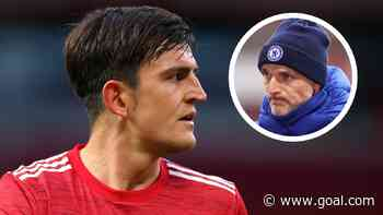 Maguire & Man Utd out to 'spoil' Tuchel's unbeaten record as Chelsea boss