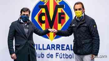 Oficial: Tena, nuevo director de fútbol del Villarreal - AS