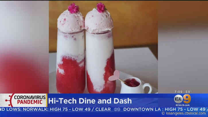 High Tech 'Dine And Dash' Forces Popular Korean Fusion Cafe To Close