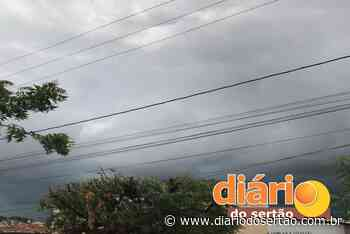 Novo alerta para fortes chuvas em Sousa, Cajazeiras e Pombal é emitido pelo Inmet para as próximas 24h - Diário do Sertão